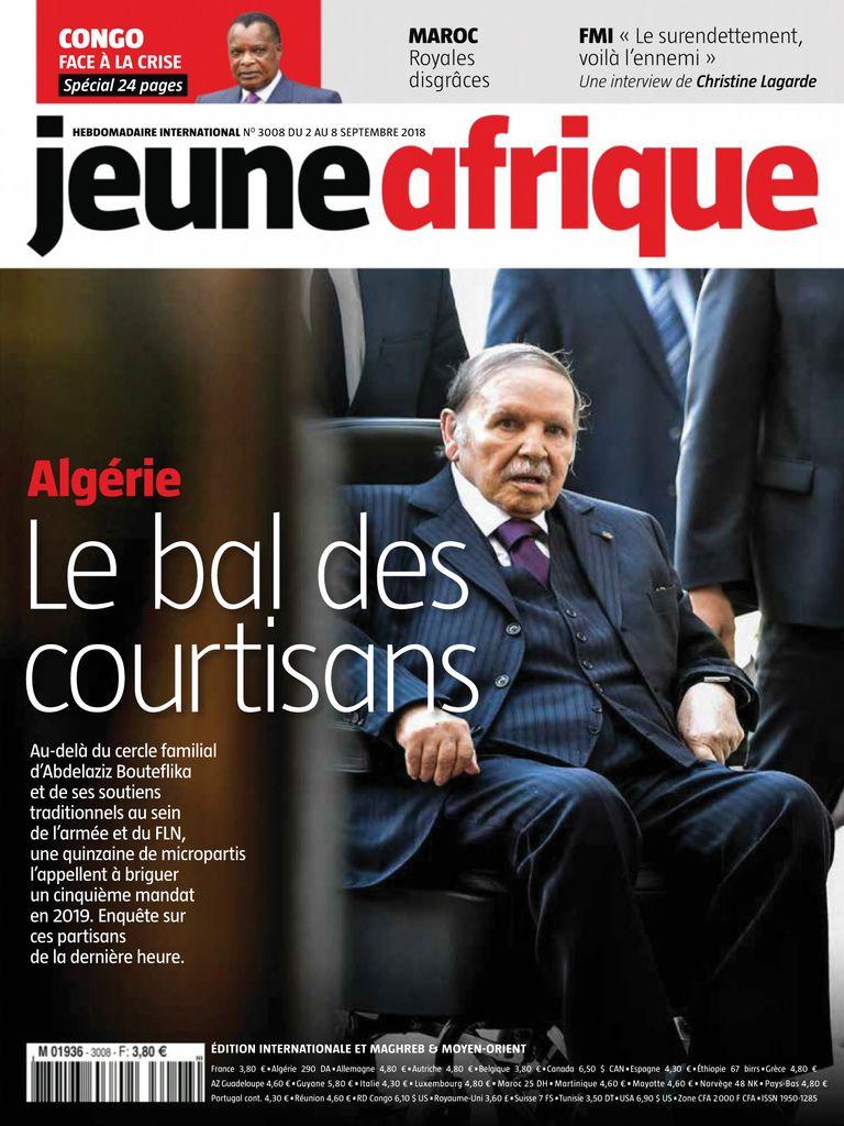 Jeune Afrique – 03 Septembre 2018