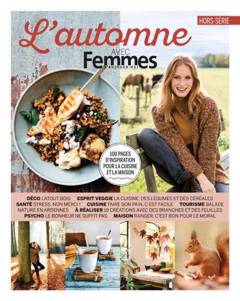 Femmes D'Aujourd'Hui Hors-Série – N.5 2018