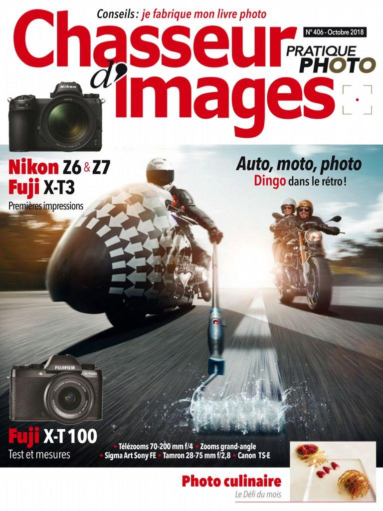 Chasseur D'images – Octobre 2018