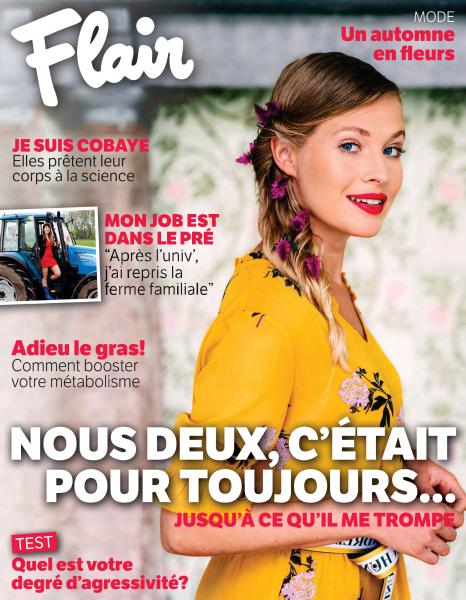 Flair French Edition – 12 Septembre 2018