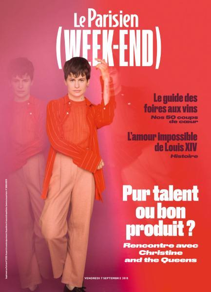 Le Parisien Magazine – 7 Septembre 2018