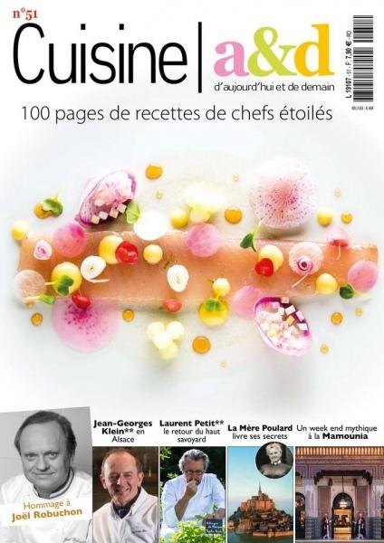 Cuisine A&d N.51 – Octobre-Novembre 2018