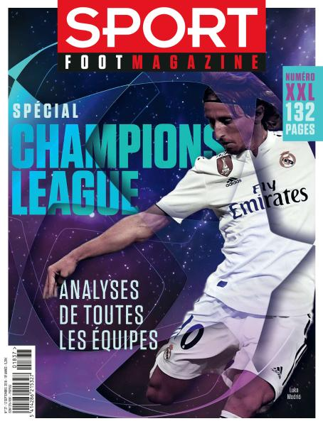 Sport Foot Magazine – 12 Septembre 2018