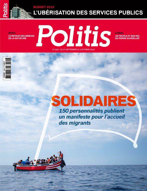 Politis – 27 Septembre 2018