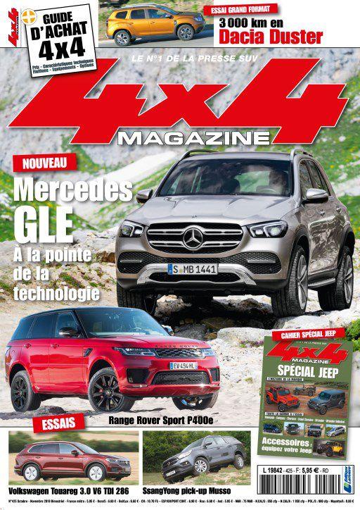 4×4 Magazine France – Octobre-Novembre 2018