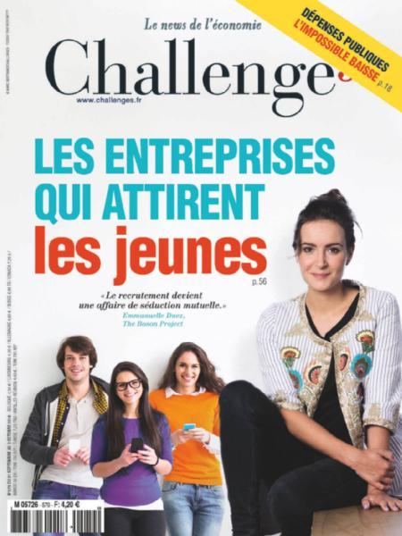 Challenges – 27 Septembre 2018
