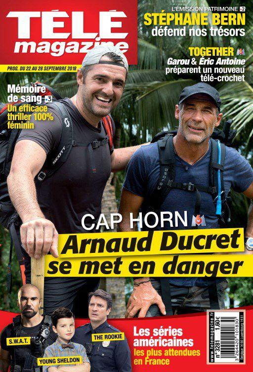 Télé Magazine – 22 Septembre 2018