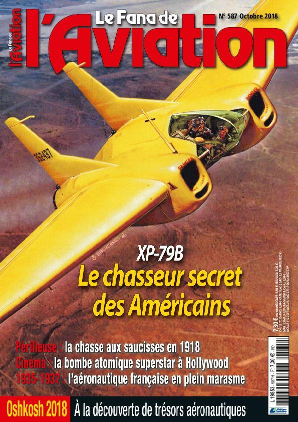 Le Fana De L'Aviation – Octobre 2018