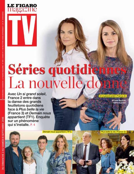 TV Magazine – 2 Septembre 2018