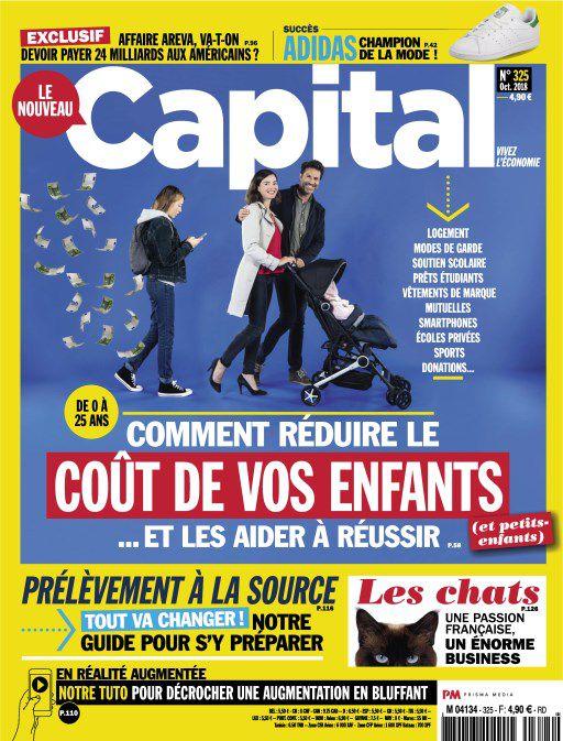 Capital France – Octobre 2018
