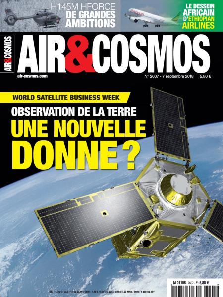 Air & Cosmos – 7 Septembre 2018