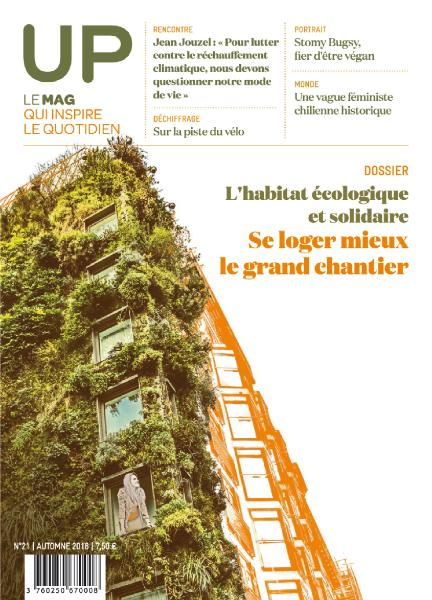 UP Le Mag – Automne 2018