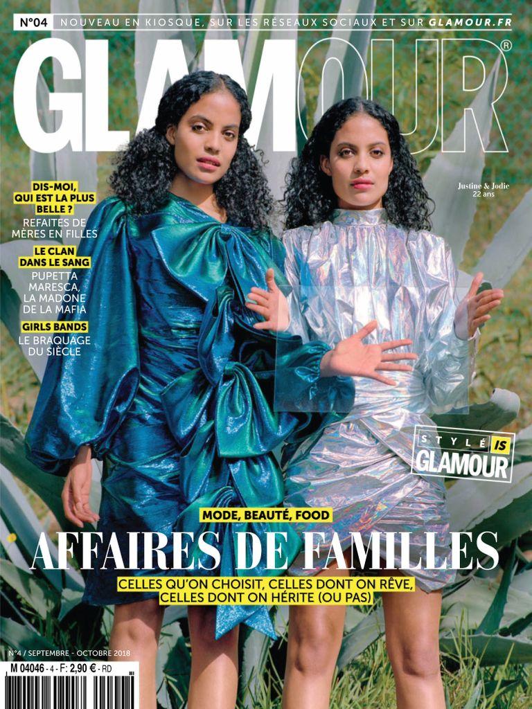 Glamour France – Septembre 2018