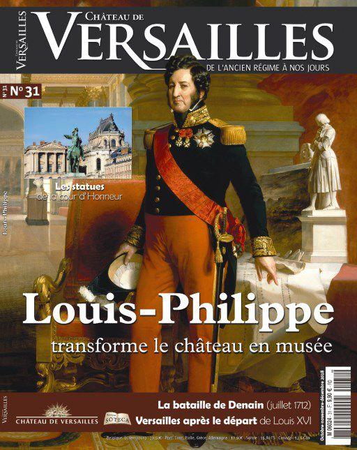 Château De Versailles – Octobre-Décembre 2018