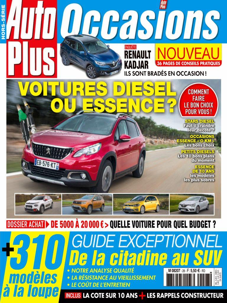 Auto Plus France – 01 Octobre 2018