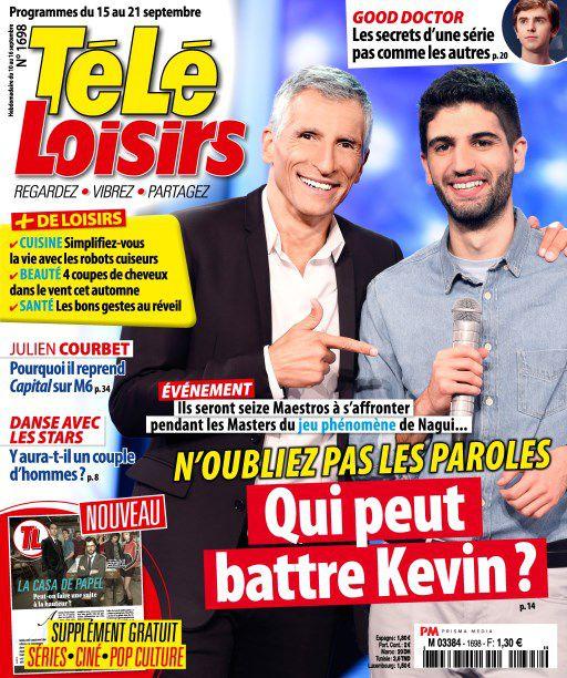 Télé Loisirs – 10 Septembre 2018