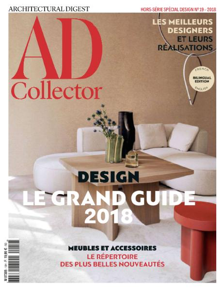 AD Collector Hors-Série N.19 – Special Design 2018