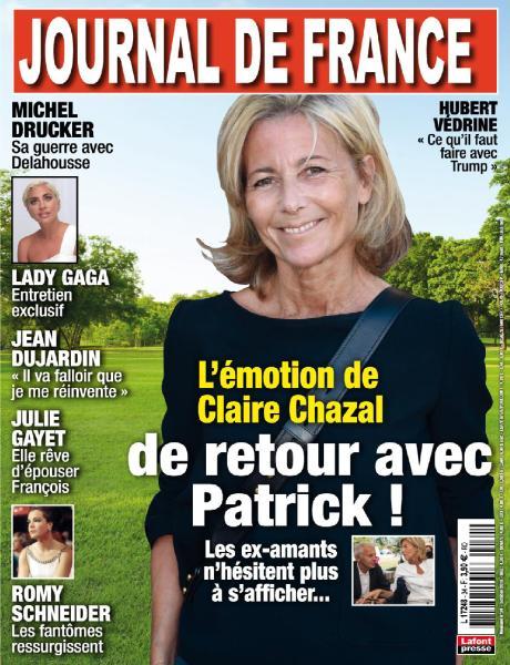Journal De France – Octobre 2018