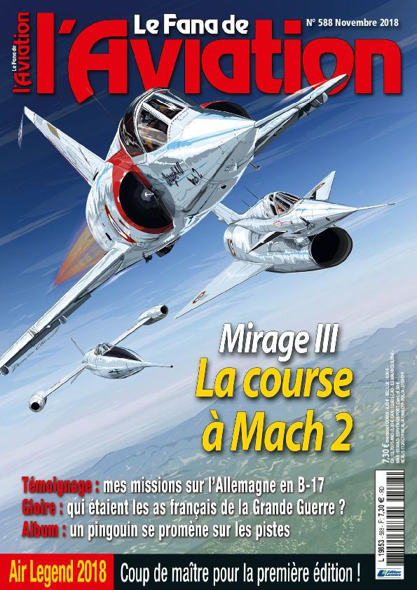 Le Fana De L'Aviation – Novembre 2018