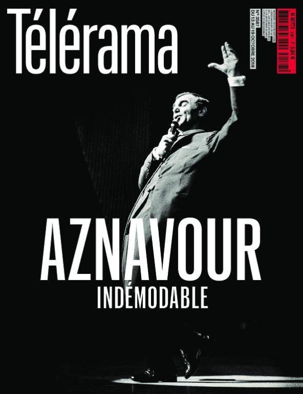 Télérama Magazine – 13 Octobre 2018