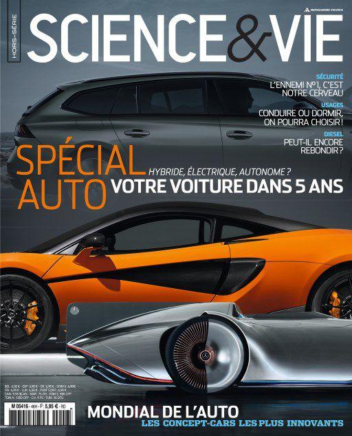 Science & Vie Hors-Série N°46 – Spécial Auto 2018