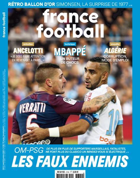 France Football – 23 Octobre 2018