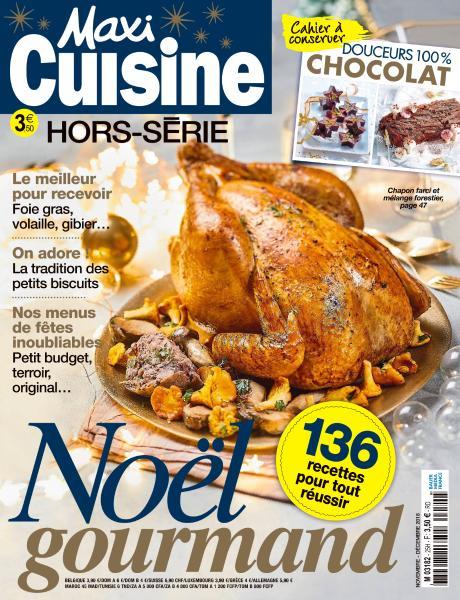 Maxi Cuisine Hors-Série – Novembre-Décembre 2018