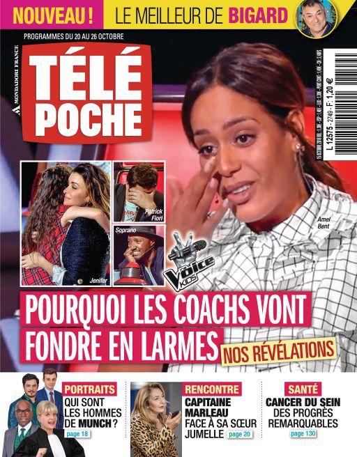 Télé Poche – 15 Octobre 2018