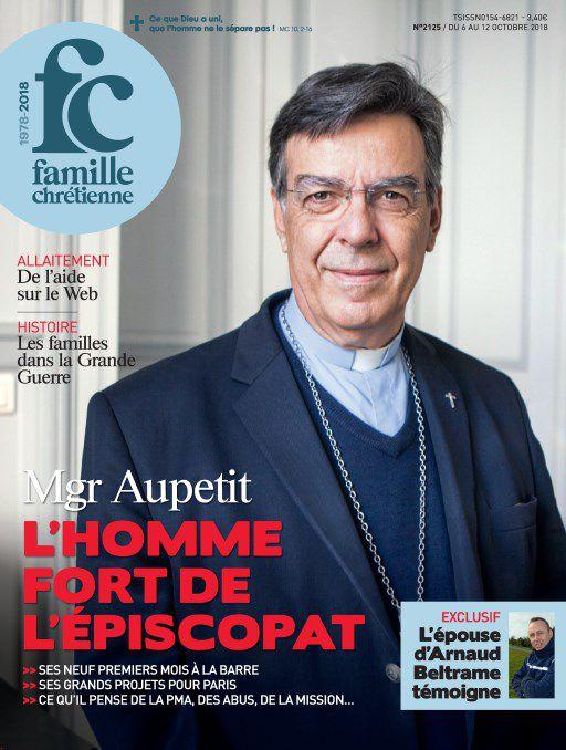 Famille Chrétienne – 6 Octobre 2018