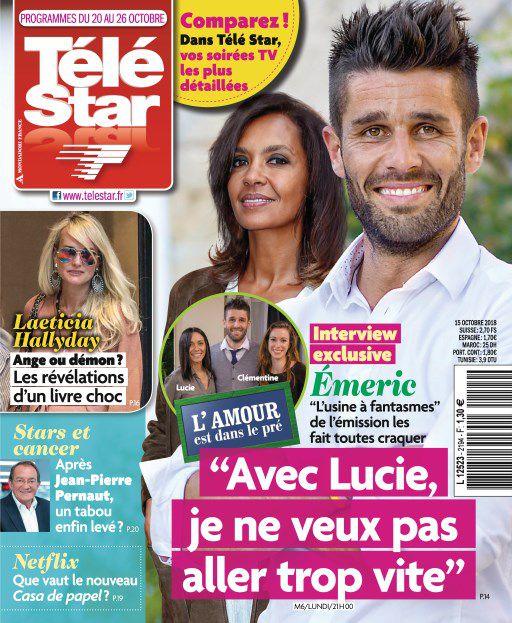 Télé Star – 15 Octobre 2018