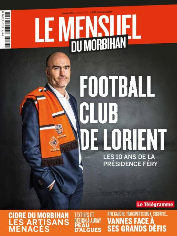 Le Mensuel Du Morbihan – Octobre 2018