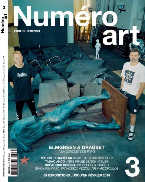 Numéro Art – Septembre 2018 – Février 2019