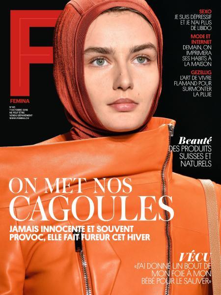 Femina France – 7 Octobre 2018