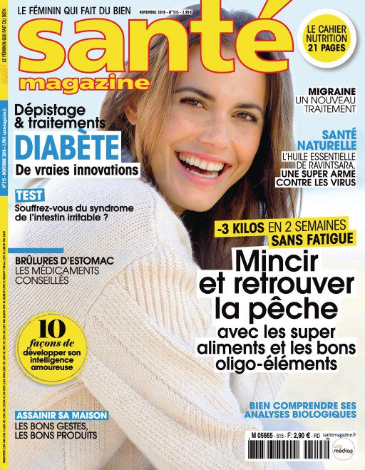 Santé Magazine – Novembre 2018