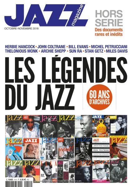Jazz Magazine Hors-Série – Octobre-Novembre 2018