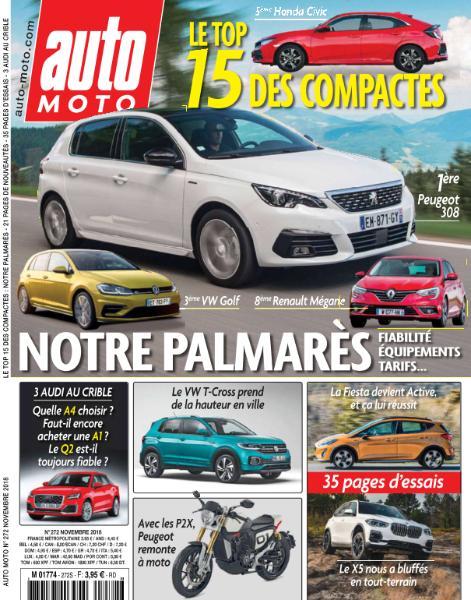Auto Moto France – Novembre 2018