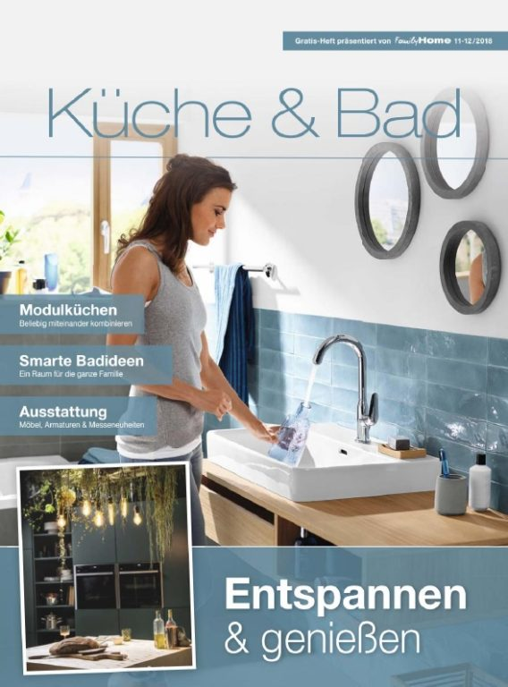Family Home – Küche & Bad 2018