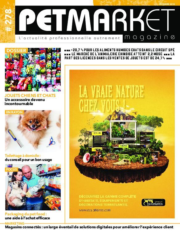 Petmarket – Octobre 2018