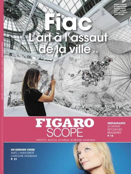 Le Figaroscope – 10 Octobre 2018