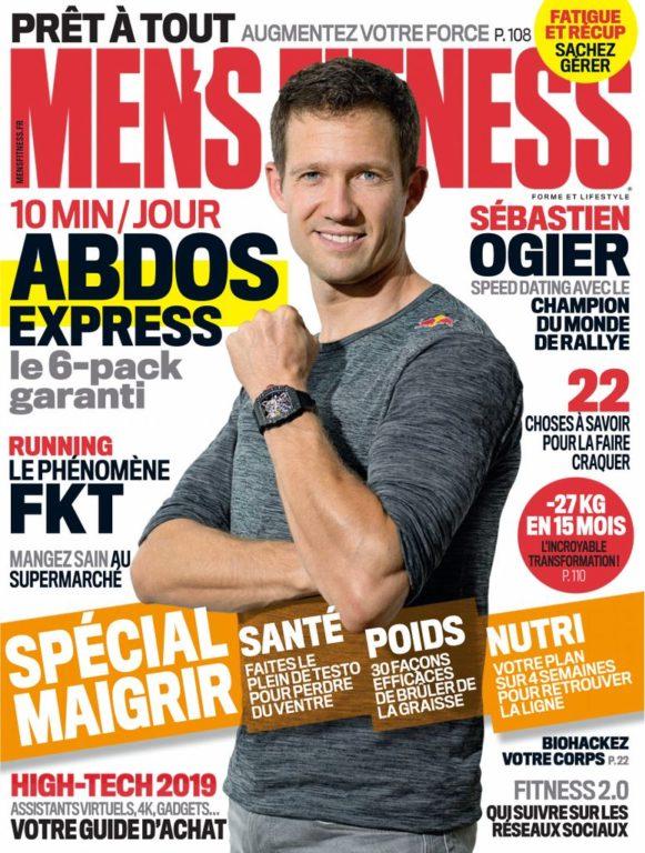Men's Fitness France – Novembre 2018