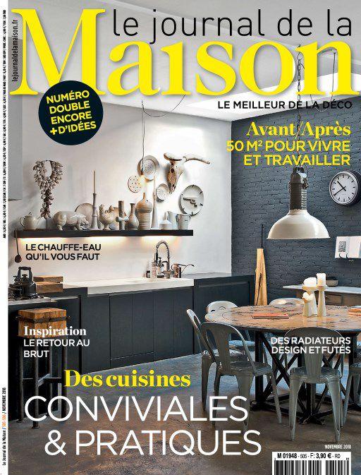 Le Journal De La Maison – November 2018