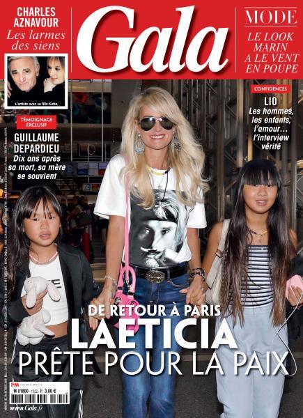 Gala France – 10 Octobre 2018