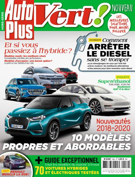 Auto Plus Hors-Série – Vert! 2018