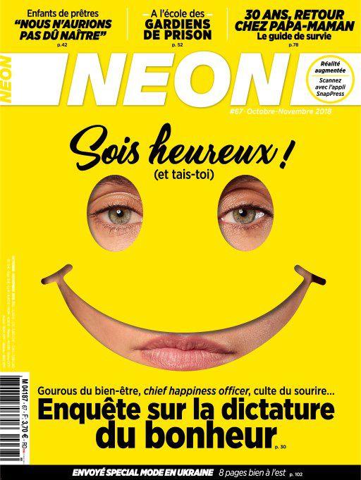Neon France – Octobre-Novembre 2018