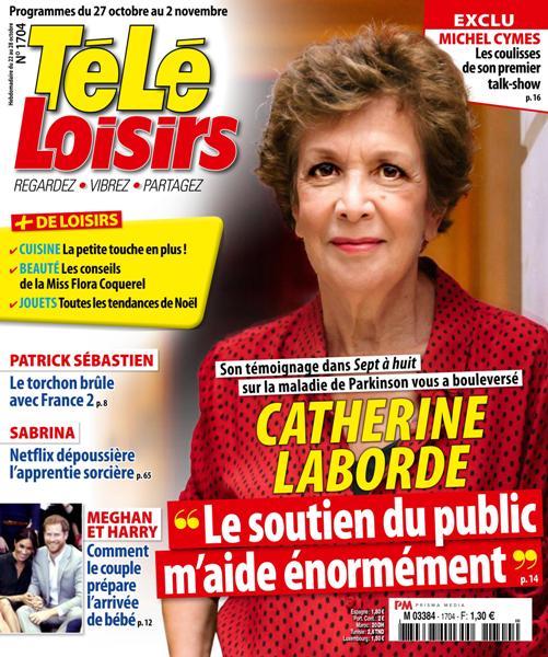 Télé Loisirs – 22 Octobre 2018