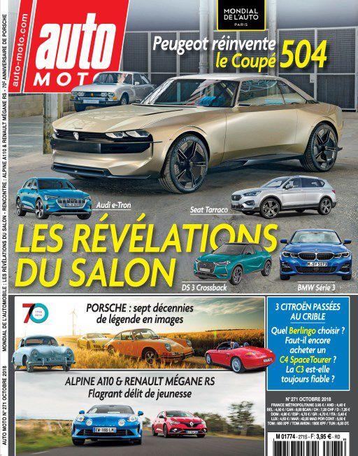 Auto Moto France – Octobre 2018