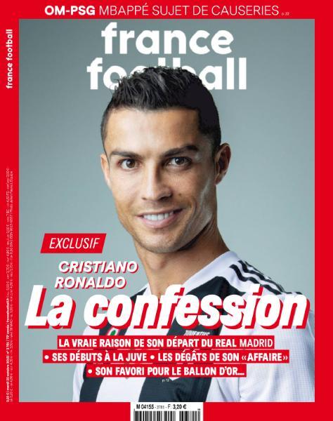 France Football – 30 Octobre 2018
