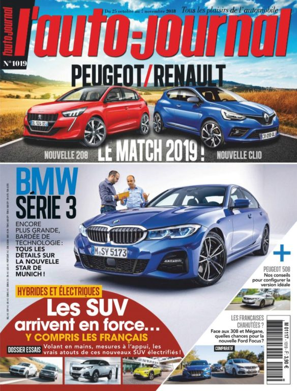 L'Auto-Journal – 25 Octobre 2018