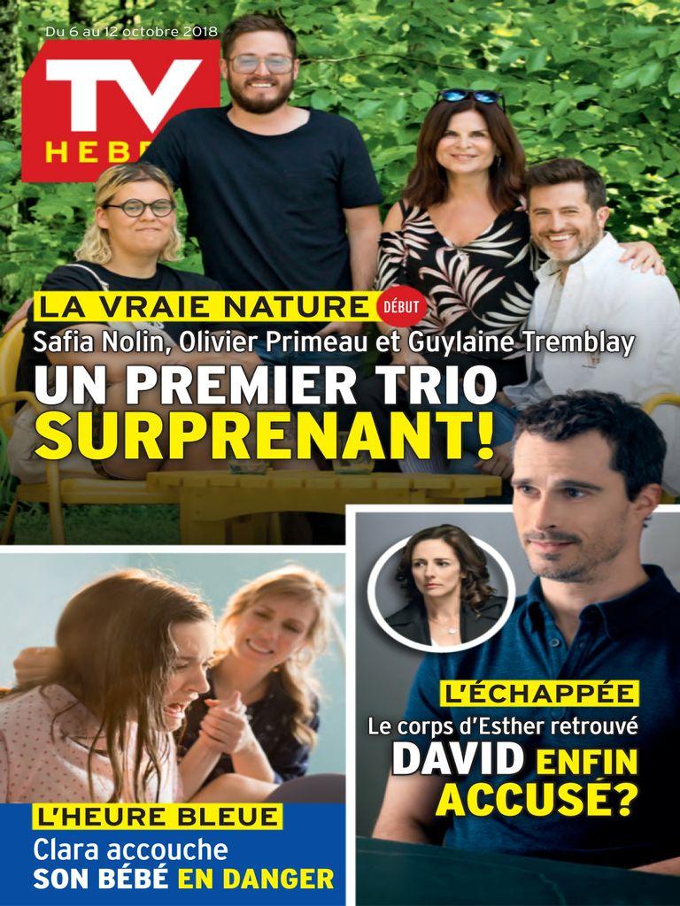 TV Hebdo – 06 Octobre 2018