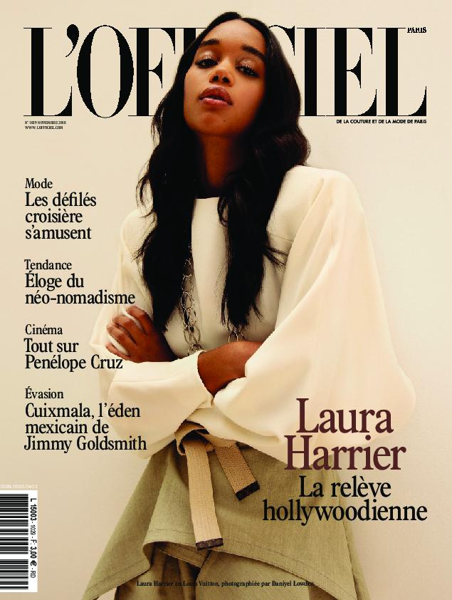 L'Officiel Paris – Novembre 2018